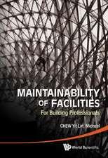Maintainability of Facilities