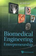 Biomedical Engineering Entrepreneurship:  Proceedings of the Conference in Mathematics and Mathematical Physics, Fez, Morocco, 28-30 October 2008