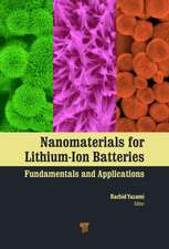 Nanomaterials for Lithium-Ion Batteries:  Fundamentals and Applications