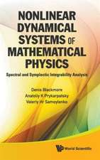 Nonlinear Dynamical Systems of Mathematical Physics