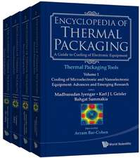 Encyclopedia of Thermal Packaging, Set 2