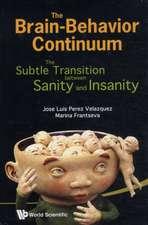 The Brain-Behaviour Continuum
