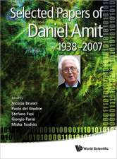 Selected Papers of Daniel Amit (1938-2007)