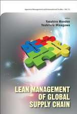 Lean Management of Global Supply Chain:  County-Level Economy and Society