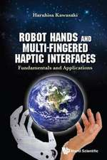 Robot Hands and Multi-Fingered Haptic Interfaces