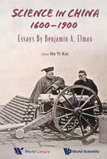Science in China, 1600-1900