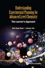 Understanding Experimental Planning for Advanced Level Chemistry
