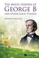 The Magic Garden of George B and Other Logic Puzzles:  Tools for Nanotherapy and Molecular Imaging