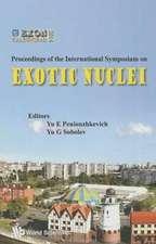 Exotic Nuclei:  Exon-2014 - Proceedings of International Symposium