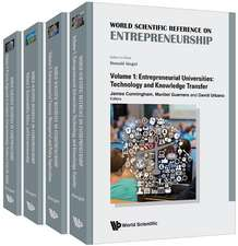 World Scientific Reference on Entrepreneurship, the (in 4 Volumes)