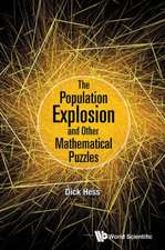 The Population Explosion and Other Mathematical Puzzles