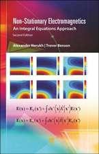 Nerukh, A: Non-Stationary Electromagnetics