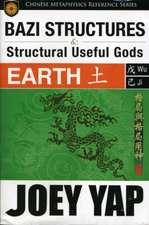 BaZi Structures & Useful Gods -- Earth