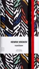 Fashionary X Henrik Vibskov Fung Ruled Line