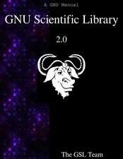 Gnu Scientific Library 2.0