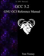 Gcc 5.2 Gnu Gcj Reference Manual