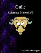 Guile Reference Manual 2/2
