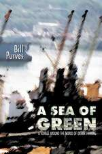 A Sea of Green:  A Voyage Around the World of Ocean Shipping