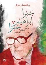 Darraj, F: Jabra Ibrahim Jabra: Wojouh Al-Moth