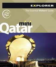 Explorer Qatar Mini Visitor's Guide