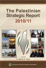 The Palestinian Strategic Report