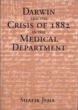 Darwin & Crisis of 1882 in Medic