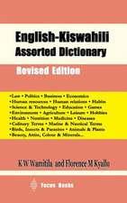 English-Kiswahili Assorted Dictionary
