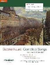 Sämtliche Lieder Band 1: 1861-1882 für hohe Singstimme und Klavier