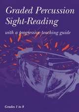 Trinity College London: Graded Percussion Sight-Reading, Grades 1-8