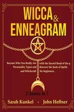 Wicca & Enneagram  2 books in 1